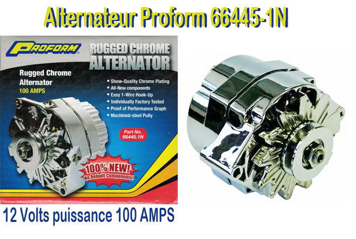 AA-Alternateur Proform 66445-1N