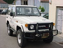 Land cruiser BJ71/74