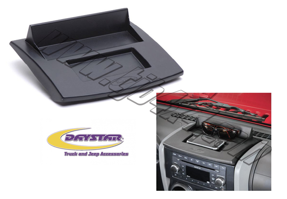 Console Upper Dash Panel Daystar®, 07-10 Jeep JK