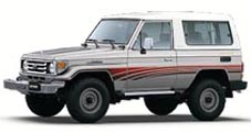 Land cruiser HZJ70/73/75