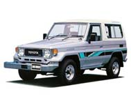 Land cruiser BJ70/73/75