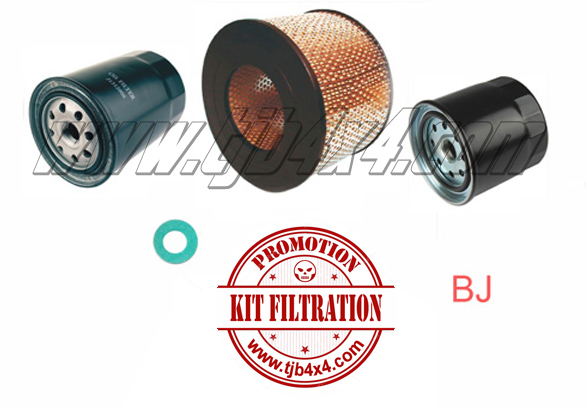 Kit filtration BJ