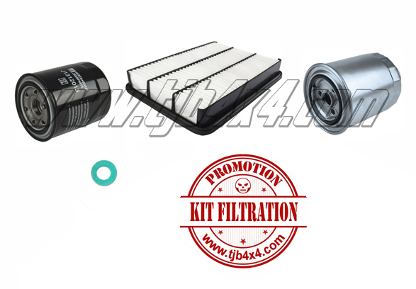 Kit filtration KDJ12 <2007