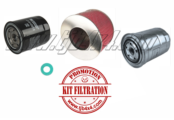 Kit filtration KDJ9