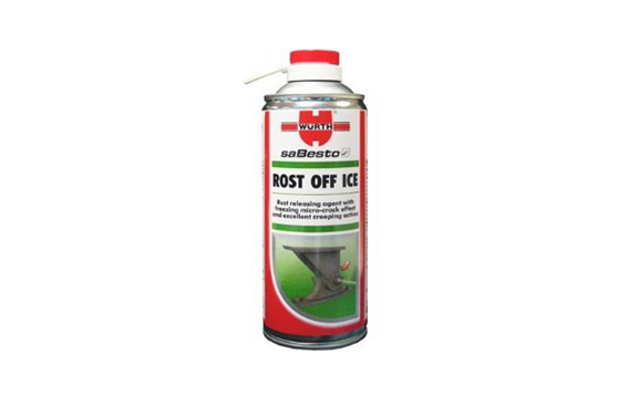 Lubrifiant degrippant WURTH ROST OFF ICE 300ml