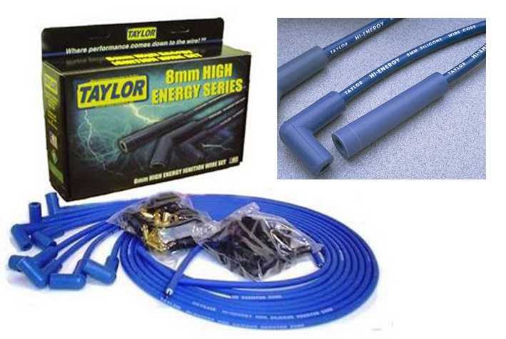 X-1 Taylor High Energy Spark Plug Wire Sets
