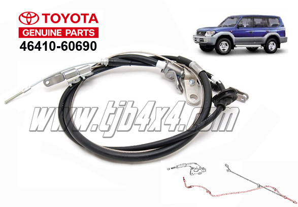 Cable de freins a main, by Toyota®
