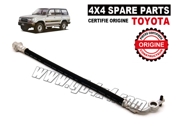 Flexible freins Avant, by Toyota®