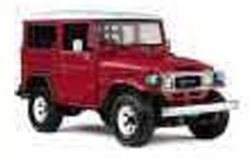 Land cruiser BJ40/43