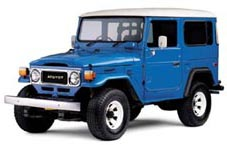 Land cruiser BJ42/45/46