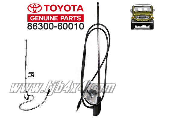 Antenne radio, by Toyota®